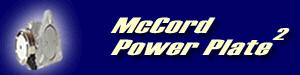 McCord Power Plate 2